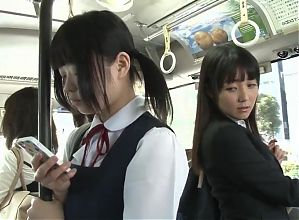 Lesbian Office Women and Obedient Schoolgirls