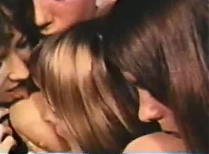 Vintqge Lesbian porn from the 60's