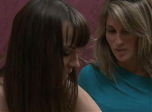 Dana DeArmond and Kara Price Amazing Lesbian Porn