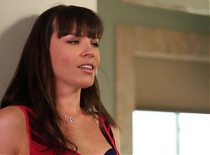 Dana DeArmond and Bonnie Rotten wild lesbian play