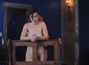 lesbian slave serve three Mistress