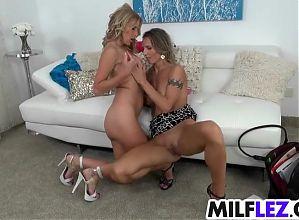Long lesbian stimulation